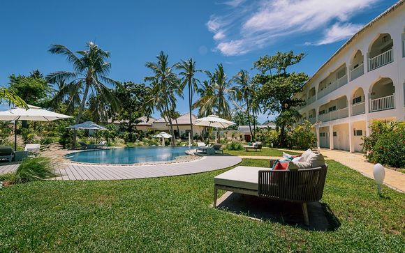 Hemingways Watamu 5*