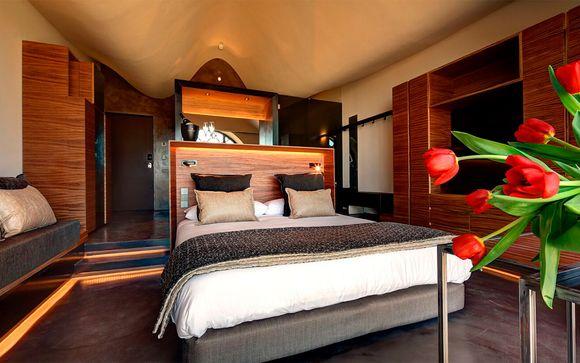 Cava & Hotel Mastinell 5*