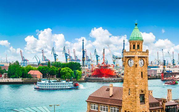 Barceló Hamburg 4*