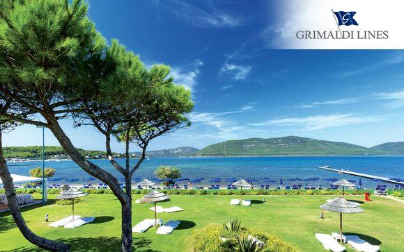 Italia Alghero - Hotel Corte Rosada Resort &amp Spa 4* - Solo adultos desde 200,00 €