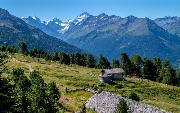 Los Alpes Suizos te esperan