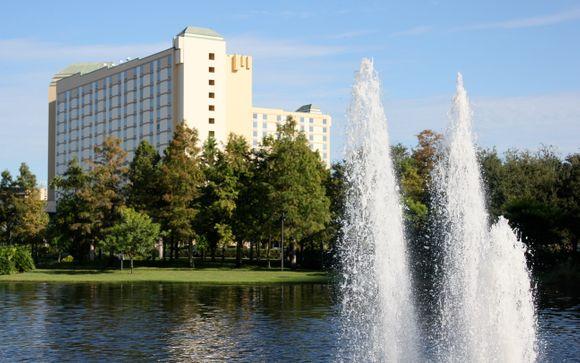 Rosen Plaza Hotel 4*