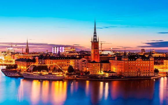 Estocolmo para el Puente de Octubre