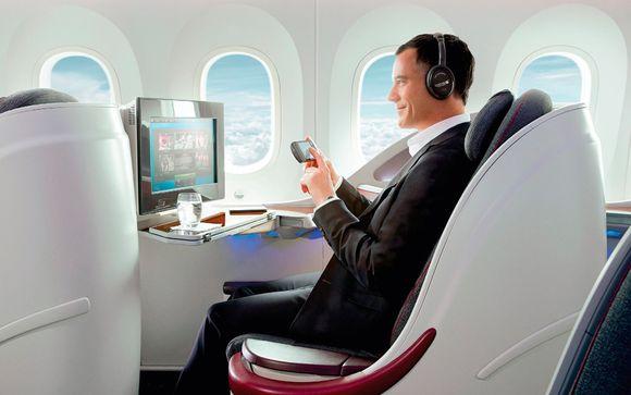 Qatar Airways, elegida Mejor Aerolínea del Mundo según Skytrax
