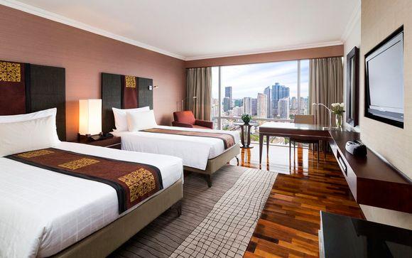 El Pullman Bangkok Hotel G 5* le abre sus puertas