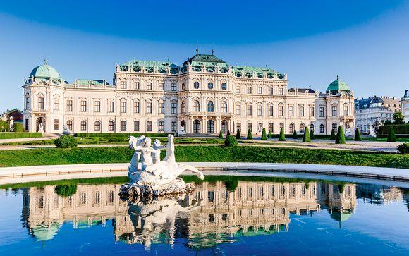 Berlín, Viena y Budapest