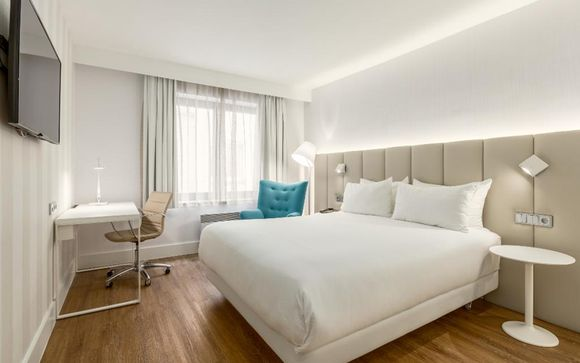 NH Brussels Grand Place Arenberg 4*