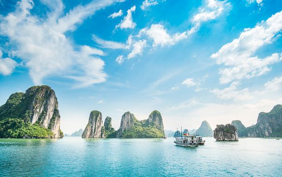 Vietnam Hanoi - Hermoso circuito en privado por Vietnam desde 1.439,00 €