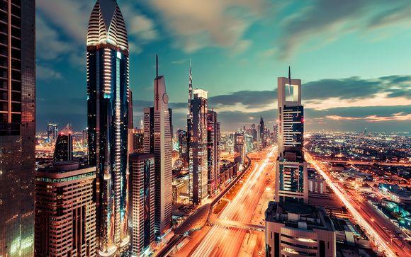 Opción a Dubái