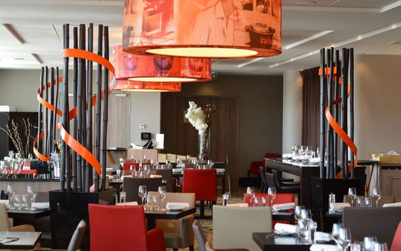 Hotel Golden Tulip Lyon Eurexpo 4*