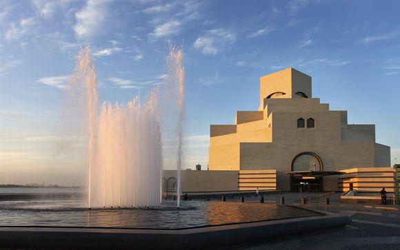 Extensión opcional en Qatar