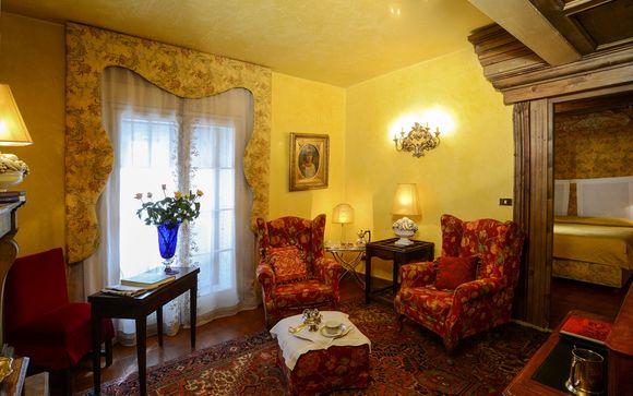 Hotel Gabbia D'Oro 5*