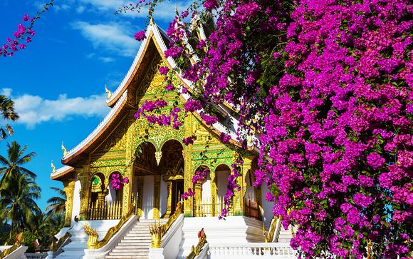 Extensión opcional a Laos