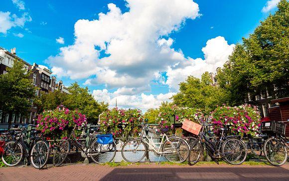 Países Bajos Ámsterdam NH Amsterdam Zuid 4* desde 115,00 €