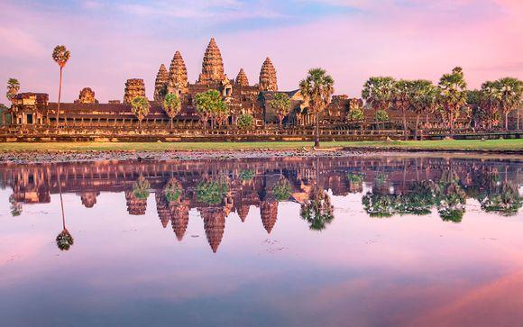 Tailandia Bangkok – Bangkok, Camboya y Phuket desde 2.089,00 ? Bangkok Tailandia en Voyage Prive por 2089.00 EUR€