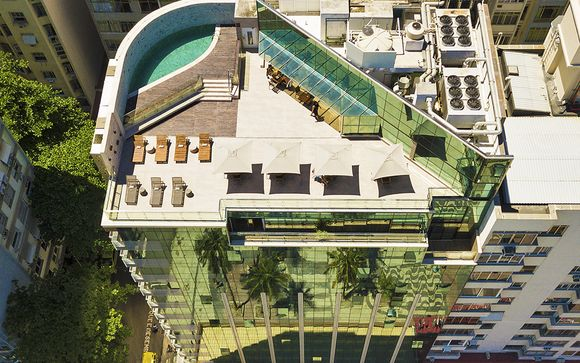 Arena Leme Hotel 4*