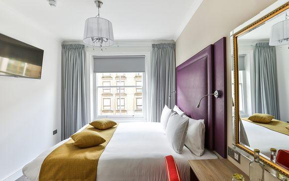 Alojamiento contemporáneo y recientemente renovado