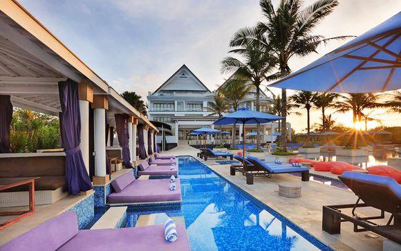 Ubud Wana 4* y LV8 Resort 5*