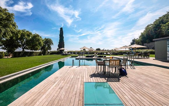 España Barcelona - Hotel Miramar Barcelona 5* GL desde 88,00 €