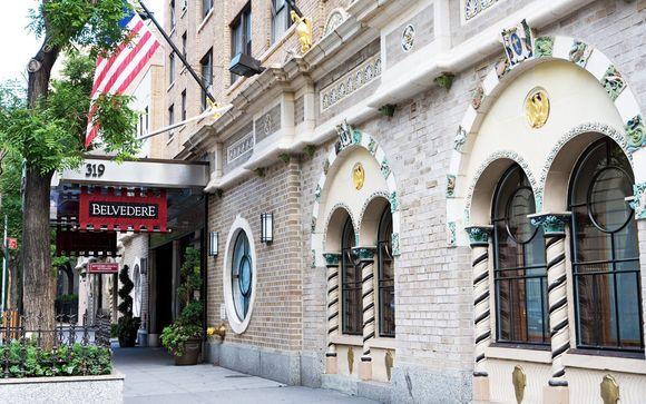 Belvedere Hotel (opción 2, preextensión)