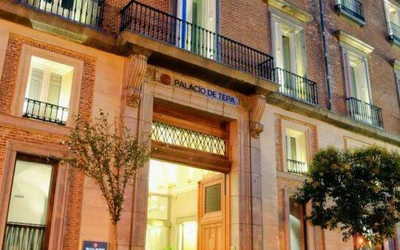 NH Madrid Palacio de Teja 5*