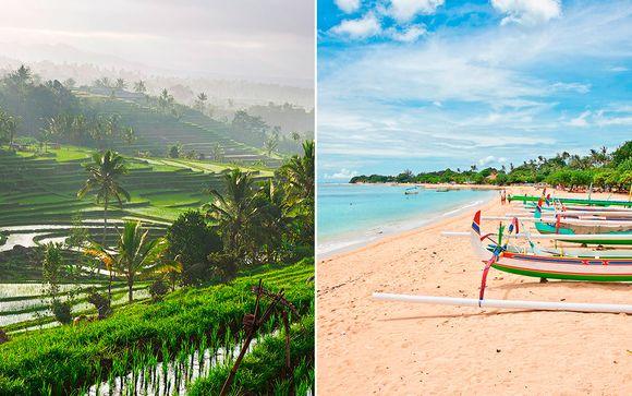 Atta Mesari Resort Ubud 4* y Tijili Benoa 4*