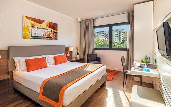 El Hotel H10 Roma Città le abre sus puertas