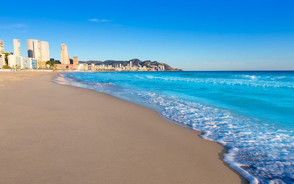 A partir del 18/08: Relax junto al mar con todo incluido
