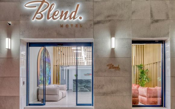 Tu hotel Blend Athens 4* o similar