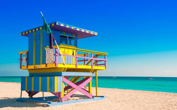 Pestana Miami South Beach 4* con opción a Nueva York