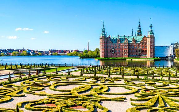 Encantos de Dinamarca y Suecia