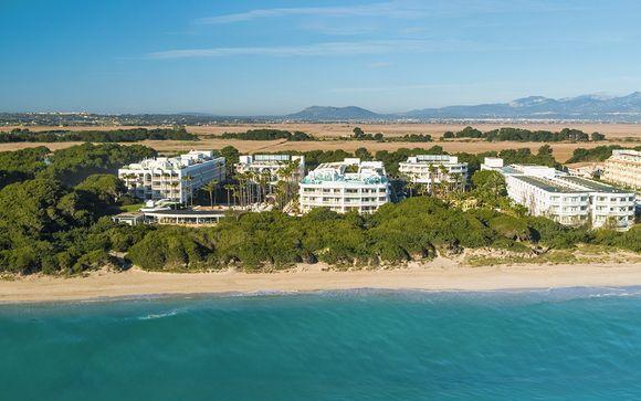 Hotel IBEROSTAR Albufera Playa 4*