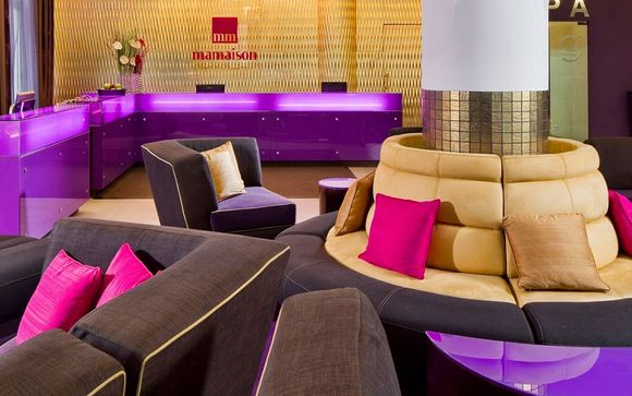 Mamaison All Suites Hotel Pokrovka 5*
