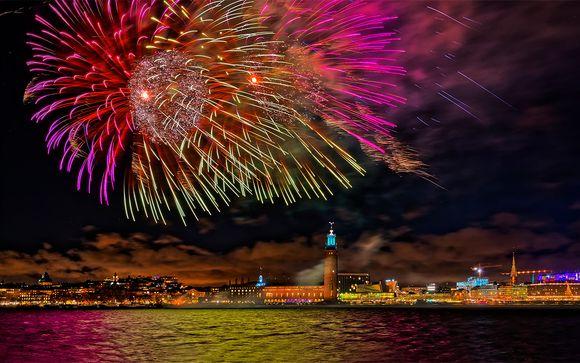 Especial Año Nuevo en Oslo y Estocolmo