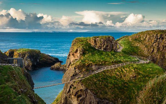 Ruta de Juego de Tronos y películas en Irlanda a tu aire