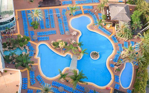 Medplaya Hotel Flamingo Oasis 4*