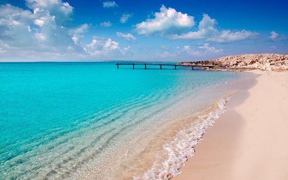 Las Banderas - Platja Migjorn - Formentera