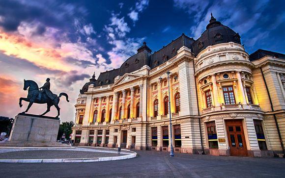 Semana Santa en Bucarest