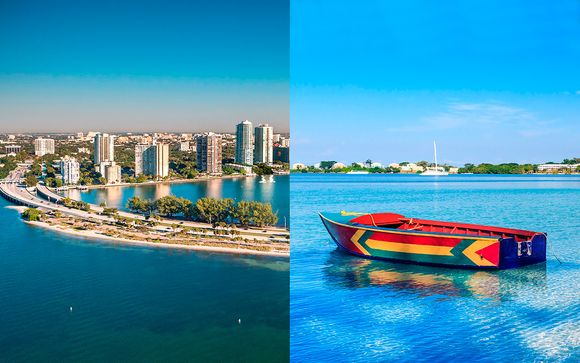 Jamaica Negril - Combinado Four Seasons Hotel Miami 5* y Hideaway at Royalton Negril Jamaica 5* ...