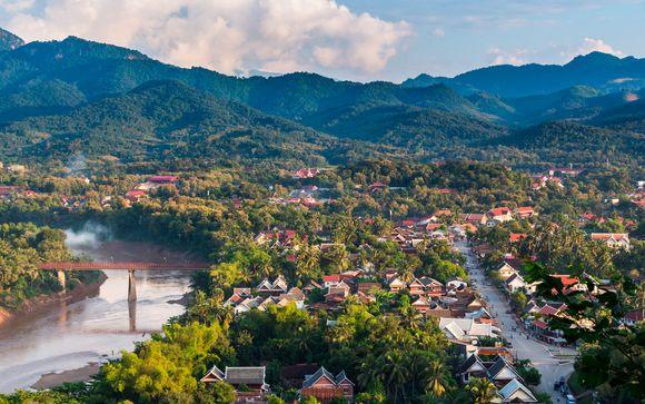 Itinerario privado - 13 noches (Opción 2: Extensión a Luang Prabang)