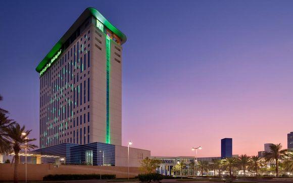 Opción a preextensión a Dubái: Holiday Inn Dubai Festival City 4*
