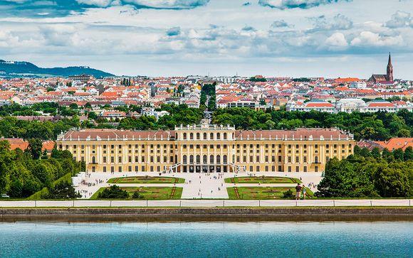 Viena, Bratislava, Praga y Berlín
