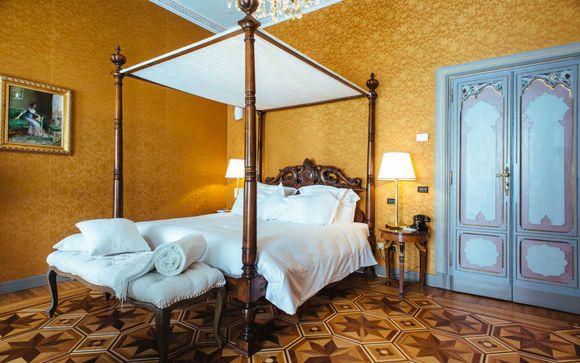 Relais & Chateaux Villa Crespi 5*