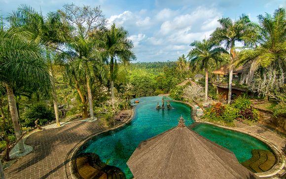 The Payogan Villa Resort and Spa 5* y Conrad Bali 5*