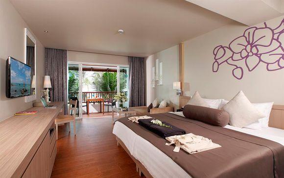 El Hotel Sensimar Khaolak Beachfront Resort 4* le abre sus puertas