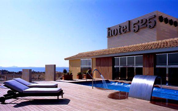 Hotel 525 Los Alcázares **** - Los Alcázares, Murcia
