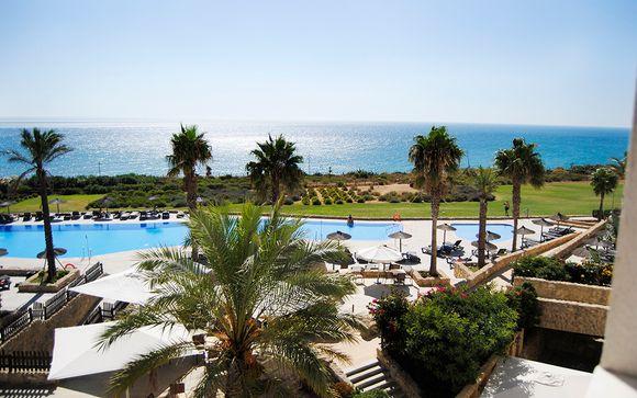 Hotel Garbi Costa Luz 4*