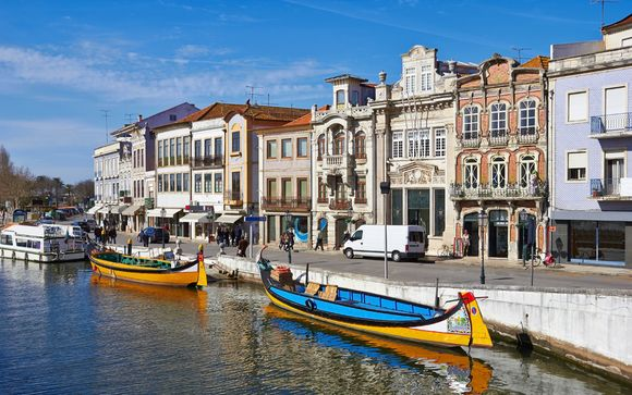 Encantos de la Venecia Portuguesa con Voyage Prive en Aveiro Portugal