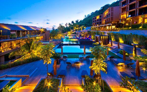 Hotel  Sunsuri Phuket 5*