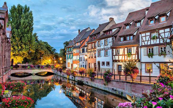 Las ciudades de embrujo con visitas y vuelos con Voyage Prive en Ginebra Suiza